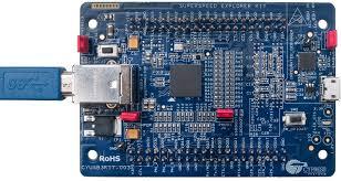 CYUSB3KIT-003 EZ-USB® FX3™ <b>SuperSpeed</b> Explorer Kit