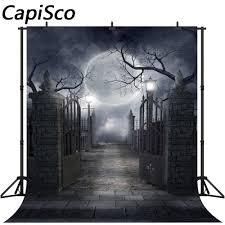 Capisco spooky dark forest night sky scene outdoor black ...