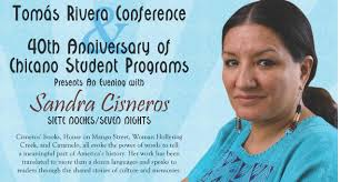 ucr today tomás rivera conference to feature writer sandra cisneros