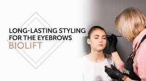 Naughty <b>eyebrows</b>? Help long-term styling <b>eyebrows Biolift</b> (Lucas ...