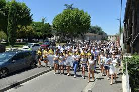 Lot-et-Garonne: marche blanche en l'honneur de la gendarme tuée - Sud Radio