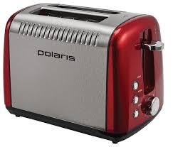 Купить <b>Тостер Polaris PET 0915A</b>, красный по низкой цене с ...