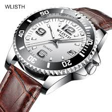 WLISTH New <b>Fashion Men</b> Watches Analog Quartz Wristwatches ...