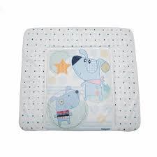 <b>Матрас для пеленания Baby</b> Care, цвет голубой, артикул 304347 ...