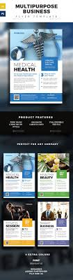 17 best images about brochure flyer inspiration multipurpose business flyer template