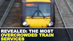 Rail services disrupted across England as person is hit by train