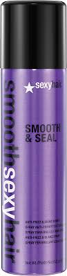 <b>Sexy Hair Smooth Sexy Hair Smooth &</b> Seal Anti-Frizz & Shine