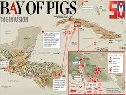 Image result for bay of pigs invasion timeline