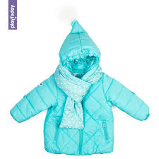 Куртка утепленная <b>PLAYTODAY</b> для <b>девочек</b> зимняя 378051-in ...