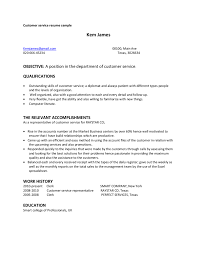 customer service resume customer service resume templates customer service resume example 03