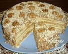 Песочные коржи для торта простой рецепт