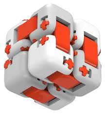Характеристики модели <b>Конструктор Xiaomi MITU Fidget</b> Building ...
