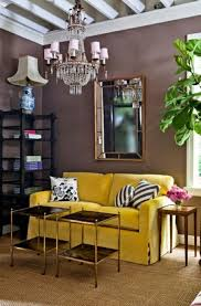if youre looking to recover an old sofa maybe you should consider an unconventional color bright yellow sofa living