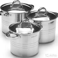 <b>Набор</b> посуды <b>mayer&boch</b> 3 предмета <b>27550</b> купить в Москве на ...
