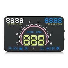 <b>GEYIREN E350</b> 5.8 Inch OBDII HUD <b>Car</b> Display Plug And Play