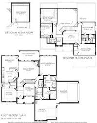 Traditional house plans  Traditional house and Square feet on       STORY square foot air conditioning   optional Media Room   add