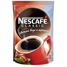 Купить <b>Кофе растворимый Nescafe</b> Classic, 130 г с доставкой по ...