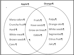 common core writing prompts too hard or teaching  amp  learning a step    the venn diagram as students typically know it provides no structure for balancing comparisons  for making analysis of two things parallel in structure