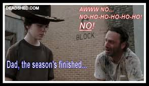 Walking Dead Season 4 Finale Recap (with Spoilers!) | via Relatably.com