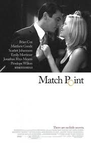 Resultado de imagen de match point pelicula
