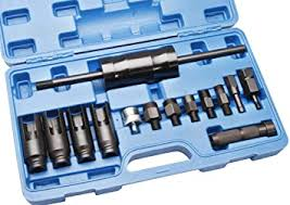 Herkules Tools <b>14 Piece Injector</b> Puller Extractor CDI Injector Nozzles