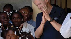 Image result for bill clinton and haiti