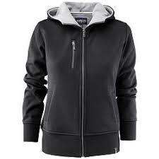 <b>Толстовка женская PARKWICK</b> черная, размер XL купить: цена ...