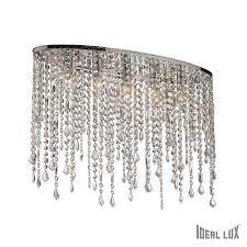Потолочная люстра <b>Ideal Lux Rain RAIN</b> CLEAR PL5 - купить в ...