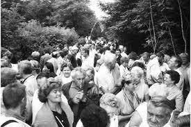 「Paneuropäisches Picknick」の画像検索結果