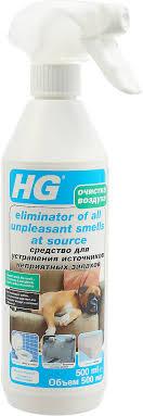 <b>Средство</b> для устранения источников неприятного <b>запаха</b> HG ...