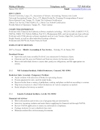 resume of a college financial aid representative college resume  big executive customer service representativescover letter example