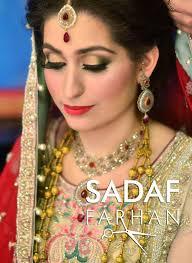 sadaf farhan bridal makeup hair artist dallas tx mac cles