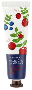 <b>Крем для рук</b> Tony Moly Natural green <b>Berry</b> mix — купить по ...
