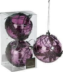 Украшение для интерьера <b>Christmas</b> House <b>набор шаров</b> в ...