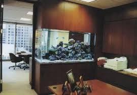office aquarium aquarium office
