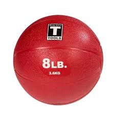 <b>Медбол</b> 3.6 кг <b>Body Solid</b> BSTMB8