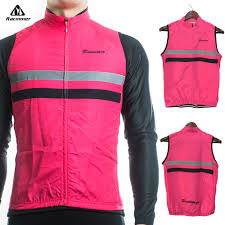 Racmmer <b>2020 Windstopper Windproof</b> Sleeveless <b>Cycling</b> Jersey ...