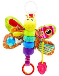 <b>Игрушки</b> для малышей от <b>Lamaze</b> (<b>Tomy</b>)