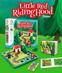 little red riding hood three
