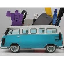 <b>Настольный органайзер</b> VW <b>Camper</b> (голубой) | Wood Design ...