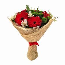 <b>Букет Алая вспышка</b> из цветов в г. Ижевск