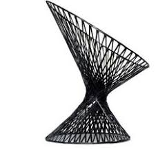 spun chair by mathias bengtsson 2002 carbon fibre spun_chair mathias_bengtsson carbon fiber tape furniture