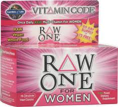 Garden of Life Vitamin Code Raw One for ... - Fry's Food Stores