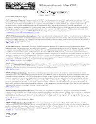 programmer resume sample cv sample java developer c developer cv programmer cnc programmer resume