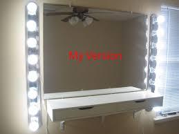 charming vanity mirror lights 2 lighted vanity makeup table with mirror charming makeup table mirror lights