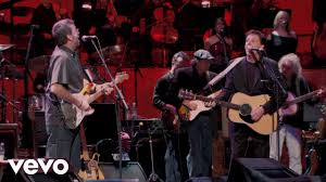 Paul McCartney, <b>Eric Clapton</b> - Something (Live) - YouTube