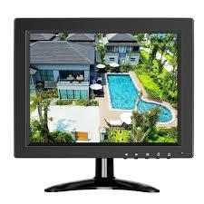 <b>Eyoyo 10 inch</b> Security CCTV Monitor Small <b>Portable</b> HDMI LCD ...