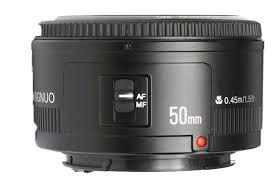 Review <b>Yongnuo</b> EF <b>YN 50 mm</b> f/1.8