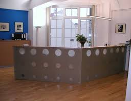 7 uses of a modern reception desk counter furniture finds simple small desks tuscan home china ce approved office furniture