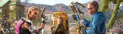<b>Far Cry New Dawn</b>